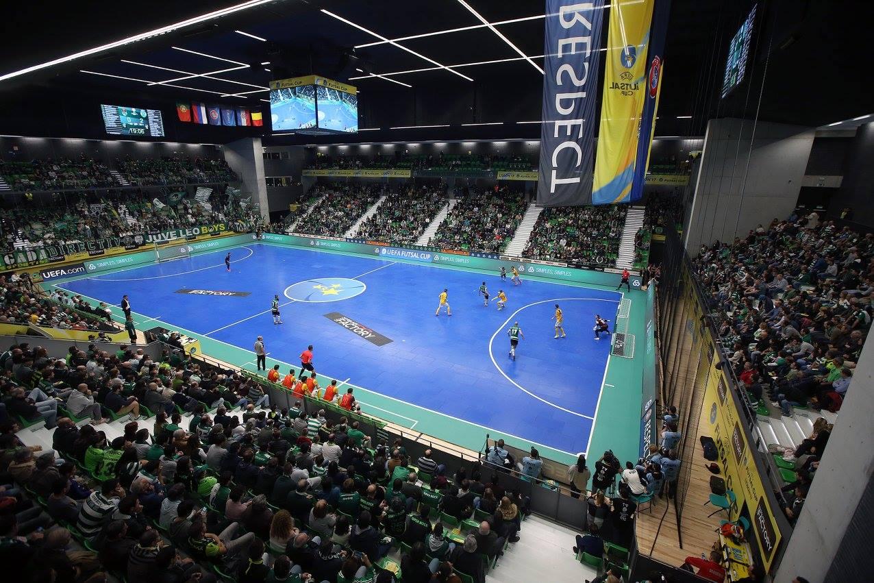 UEFA Futsal Cup (Elite Round)