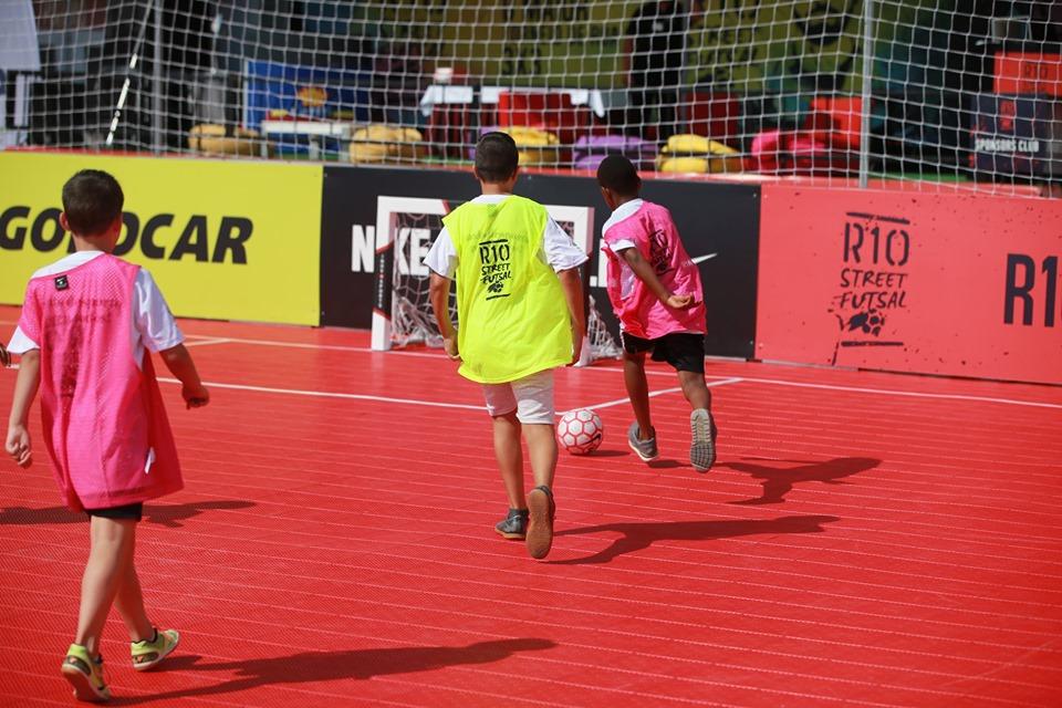 R10 – Ricardinho Street Futsal