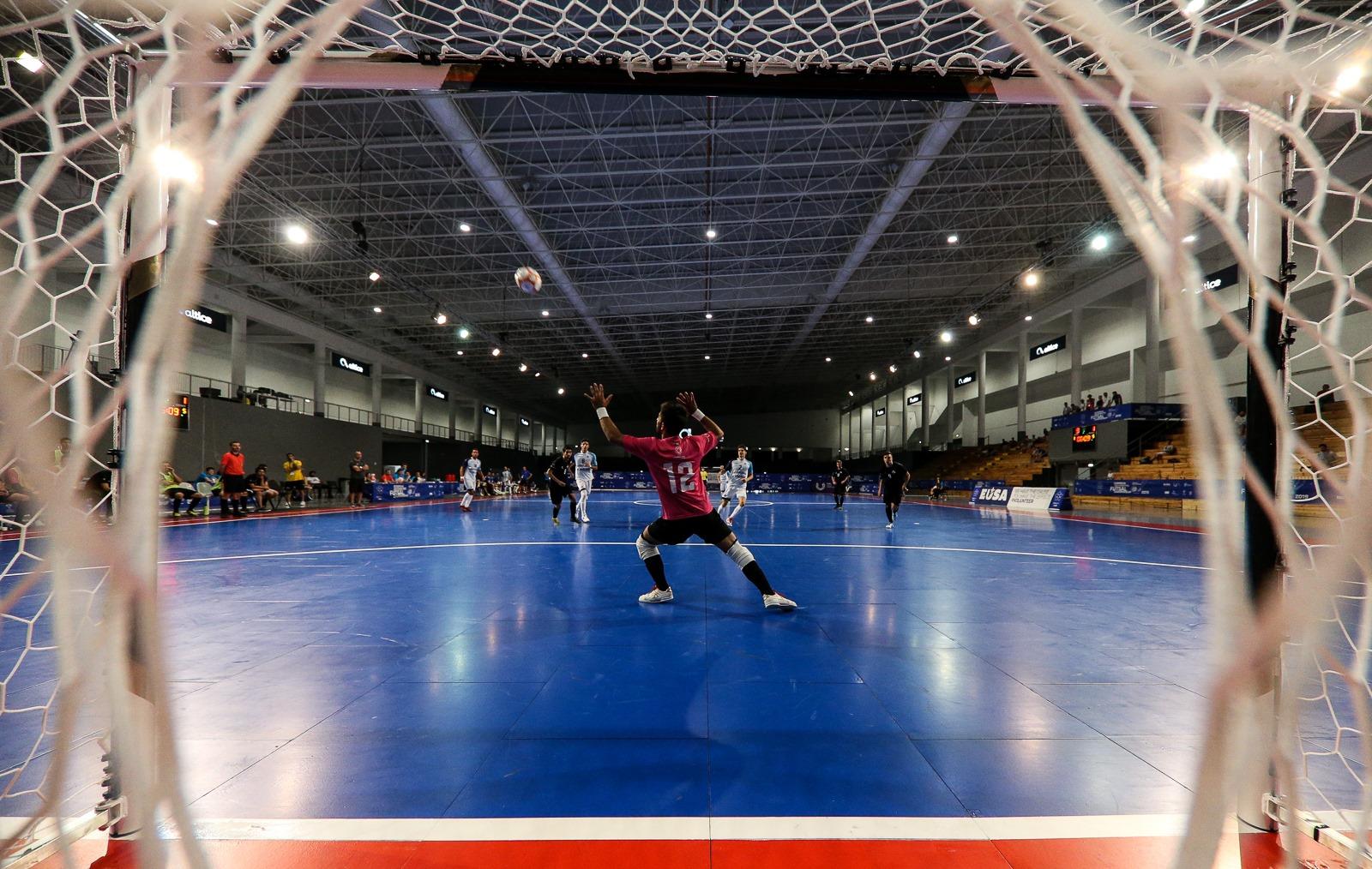 Futsal European Universities Championship